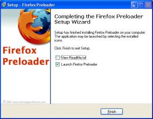 FirefoxPreloader