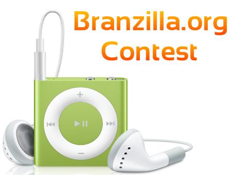 Branzilla.org Contest – Vinci Apple iPod Shuffle [Concluso]
