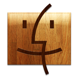 Wooden Finder