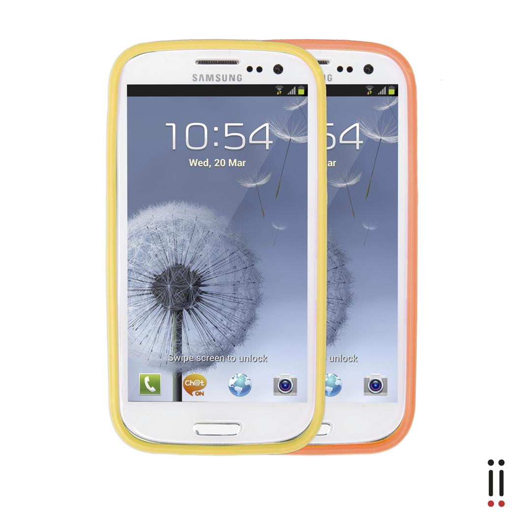 Aiino: Samsung Galaxy S3 – Bumper [Recensione]