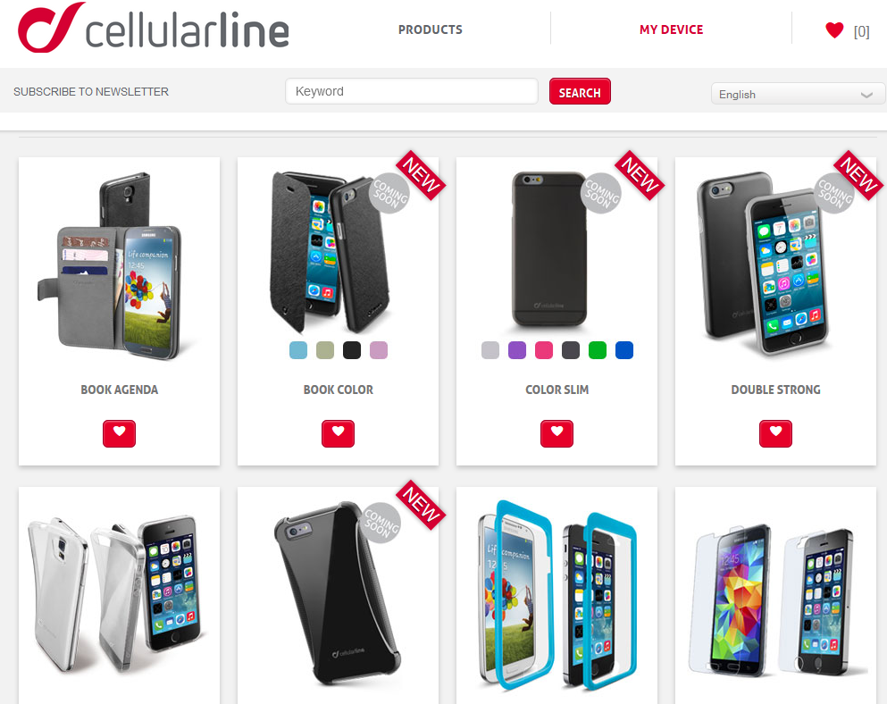 iPhone6cellularline
