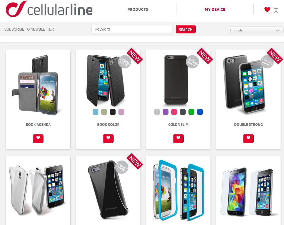 iPhone6cellularline
