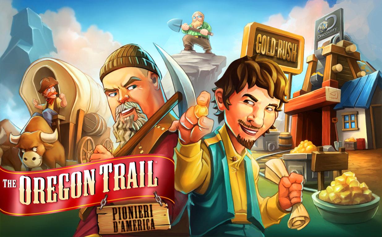 Gameloft: The Oregon Trail American Settler