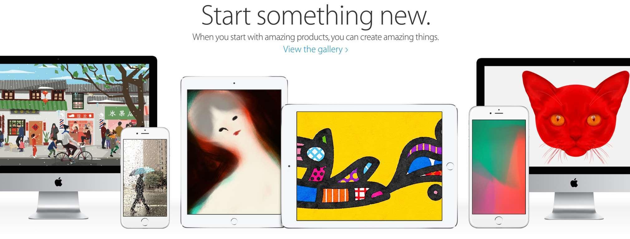 apple-start-something-new