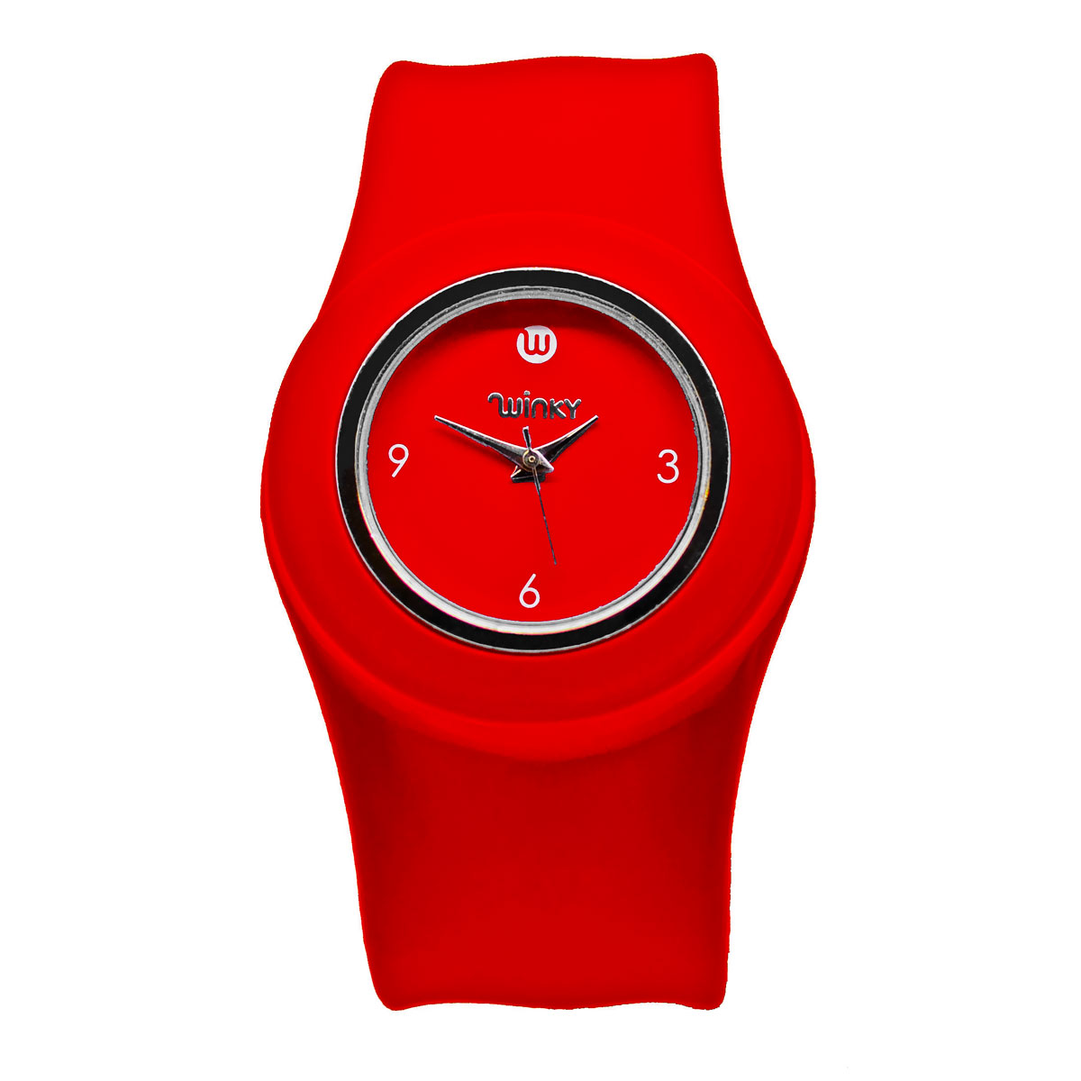 WD-SB-1004-Apple-Red-Slap-watch