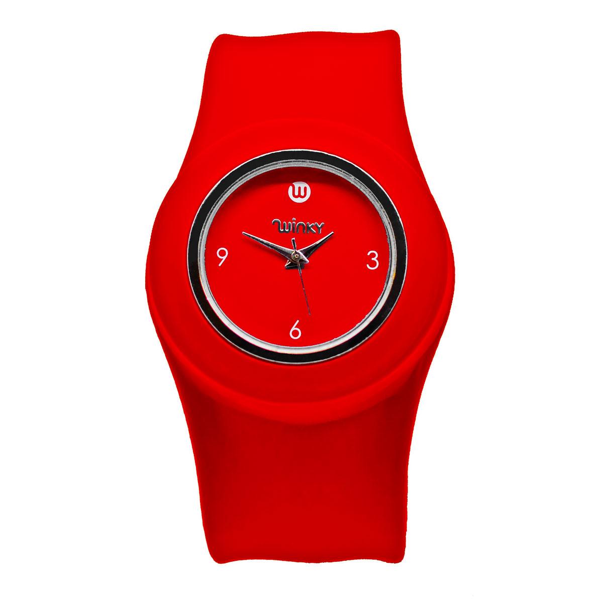 WD-SB-1004-Apple-Red-Slap-watch