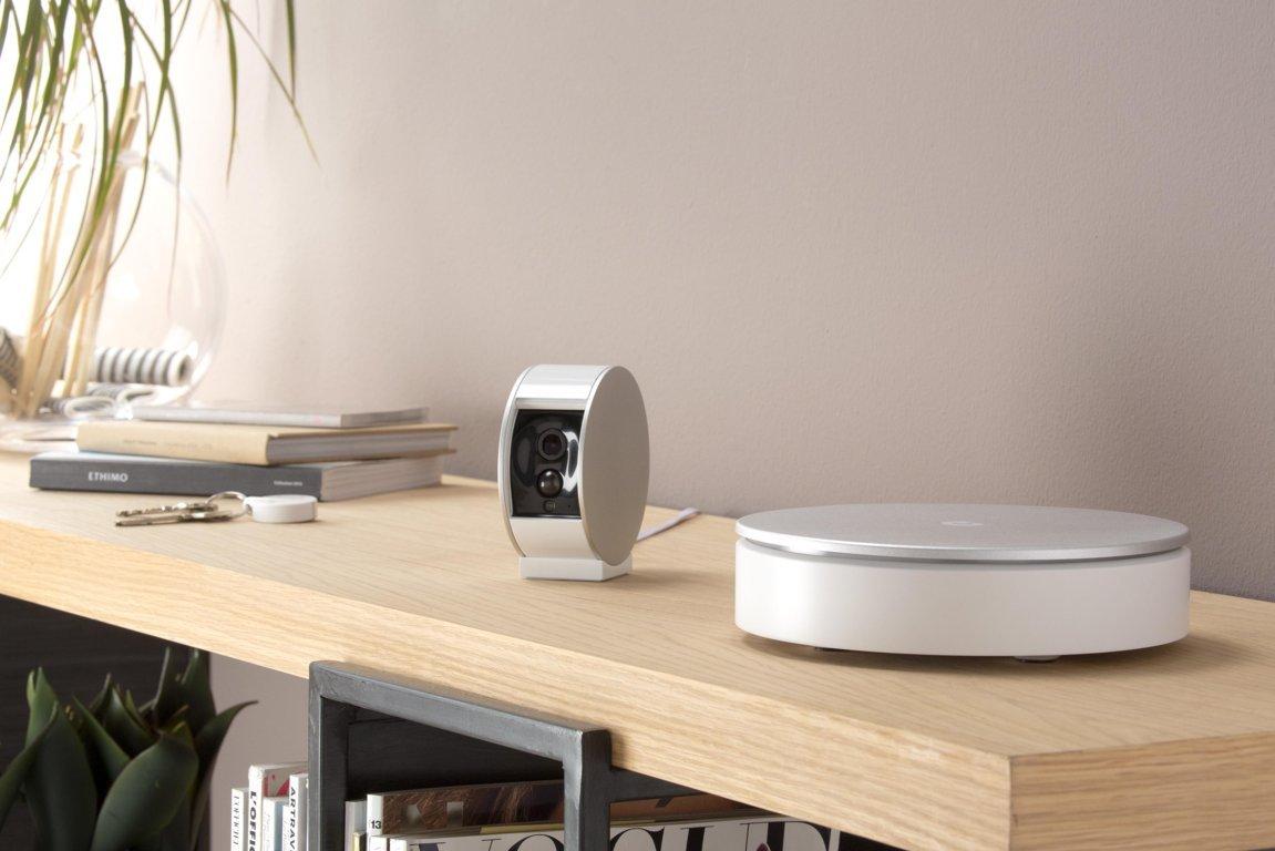 Myfox Home Alarm e Security Camera