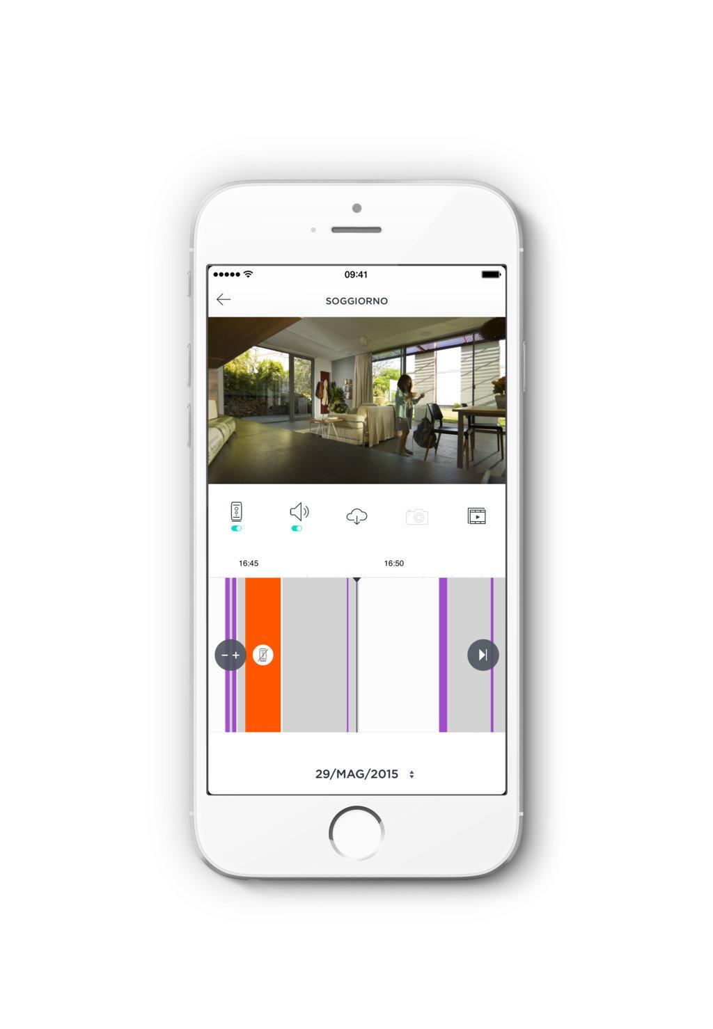 Myfox_ Security App