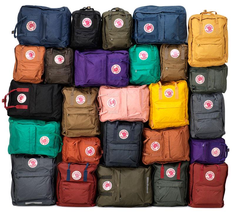 fjallraven-backpacks