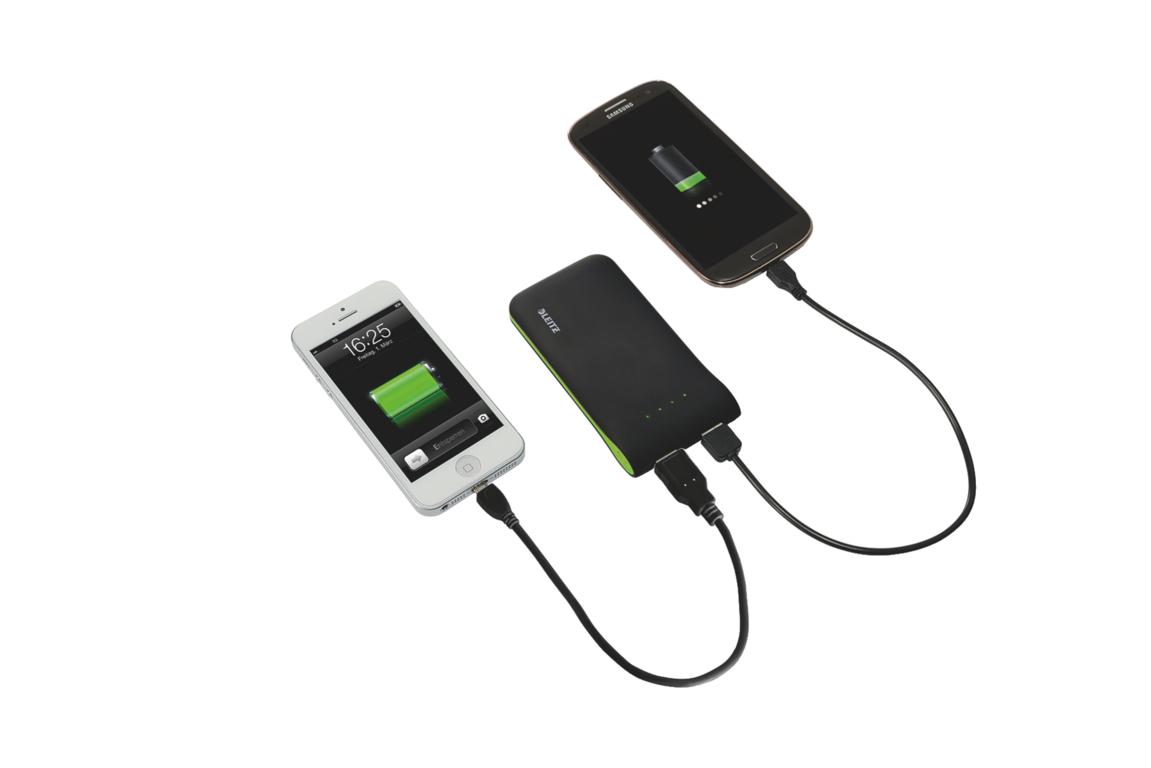 Caricatore Portatile USB Nero_002