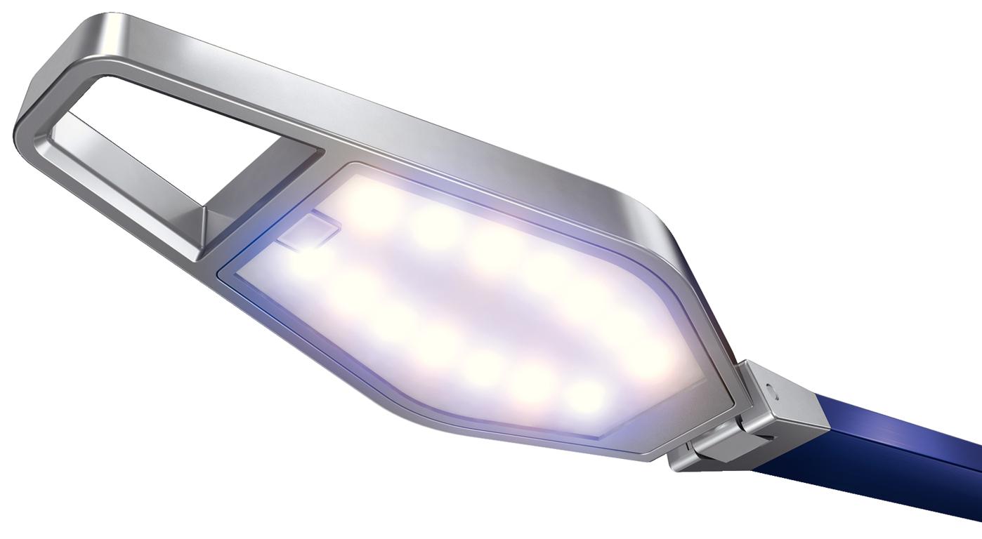 Lampada da Tavolo Smart LED Blu_002