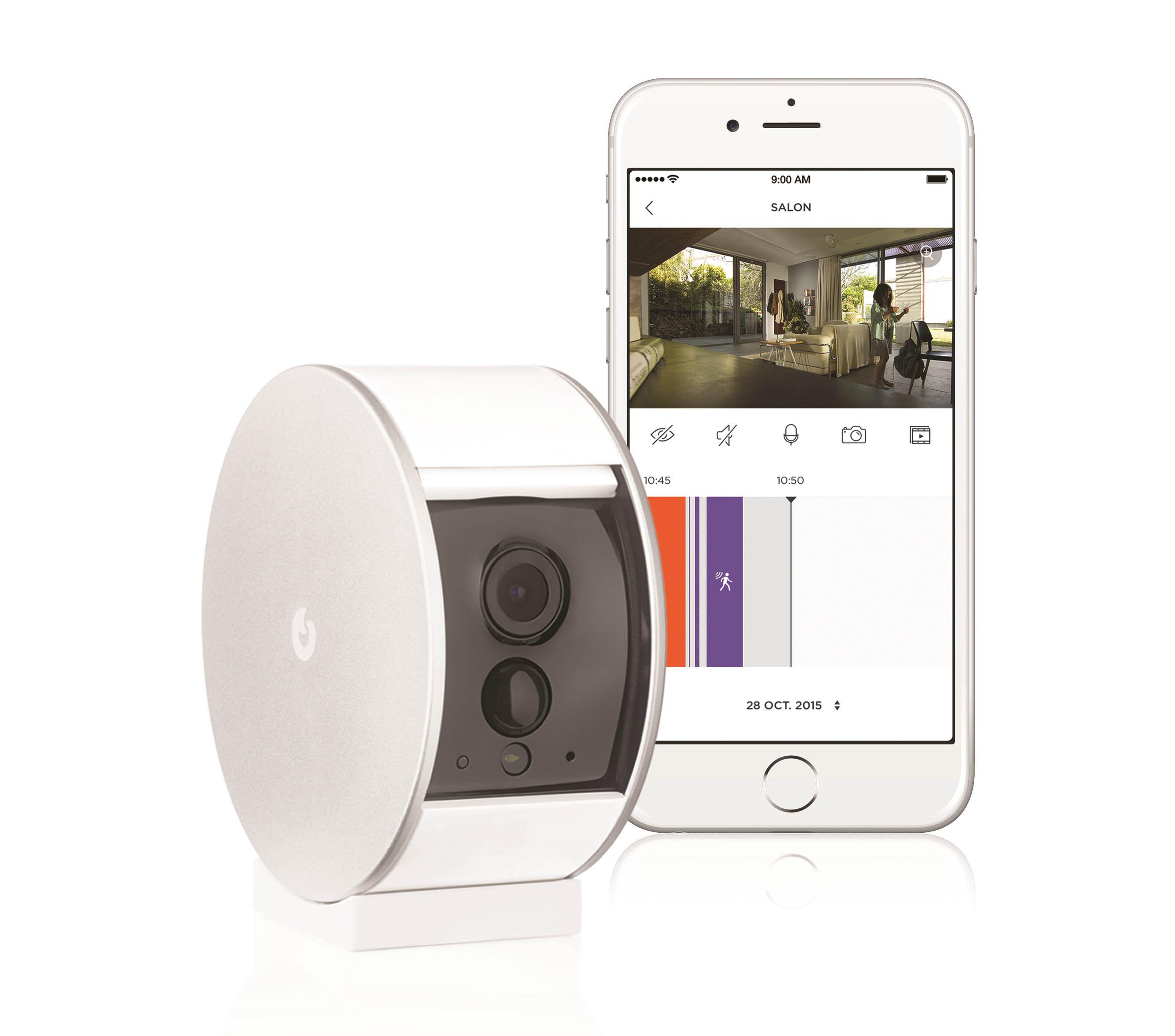 Myfox Security Camera 2016