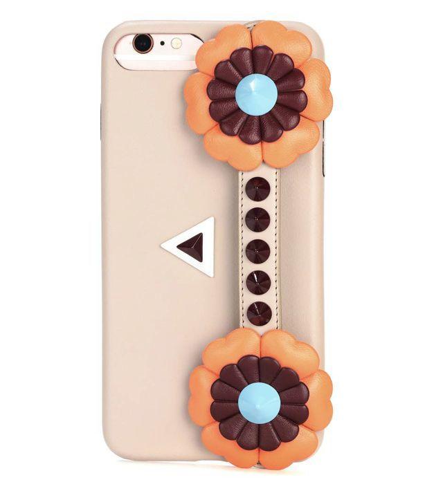Custodia Iphone 7 In Pelle Con Borchie - Fendi  mytheresa.com